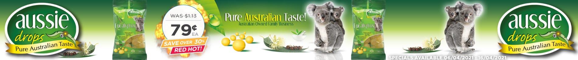 Click to Shop Aussie Drops