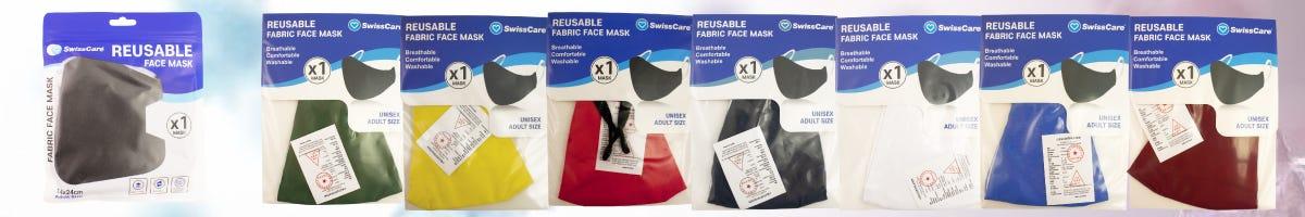 Click to shop Face Masks