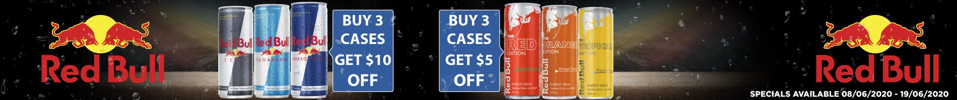 Click to Shop Red Bull