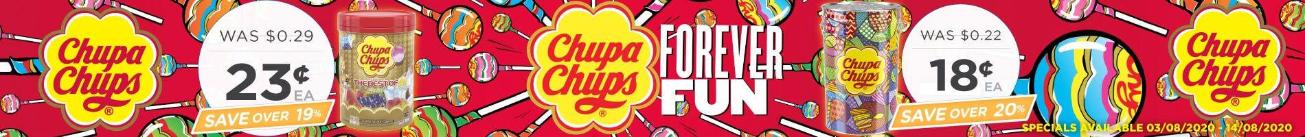 Click to Shop Chupa Chups