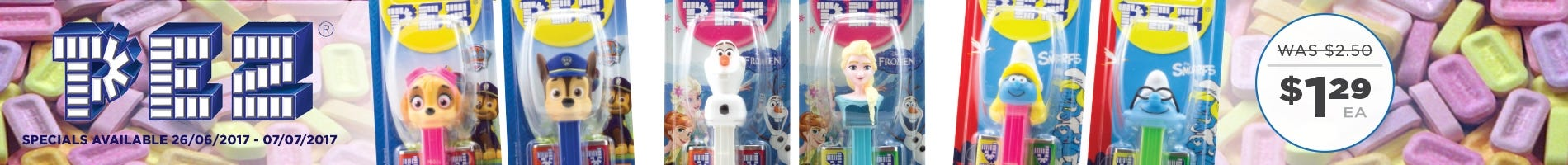 Click to Shop PEZ