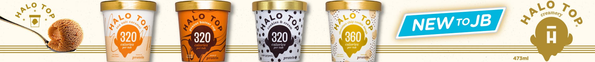 Click to Shop Halo Top