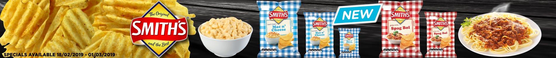 Click to Shop Smiths