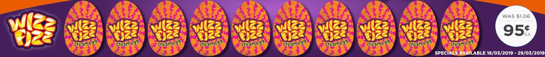 Click to Shop Wizz Fizz Cream Egg