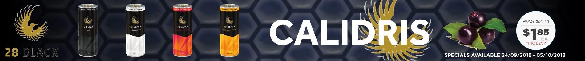Click to Shop Calidris